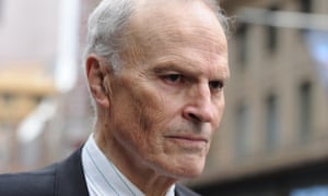 Former high court justice Dyson Heydon. An independent investigation has found he sexually harassed six junior court staff.