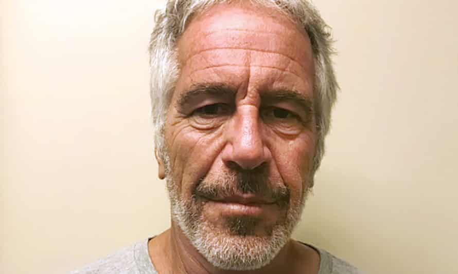 A 2017 photo provided by the New York state Sex Offender Registry shows Jeffrey Epstein.