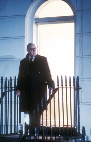 Alec Guinness as George Smiley: 'Smiley and I have history together. Sixty years of it.'