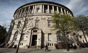 Manchester's central library, which had 1.5 million visitors in 2017-18, according to Cipfa figures.