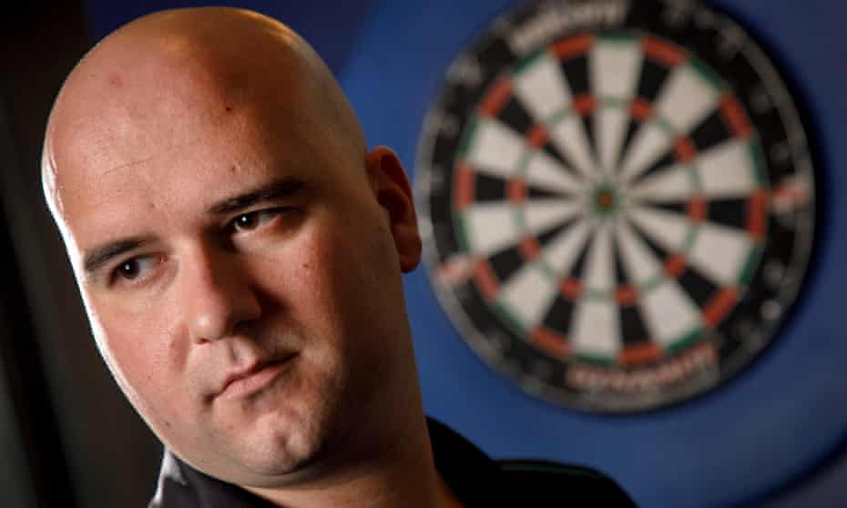 Rob Cross beat Michael van Gerwen and 16-times world champion Phil Taylor on his way to the world title.