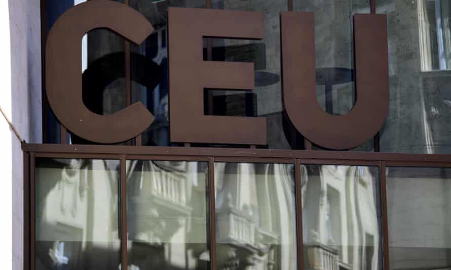 The Central European University (CEU) has long been seen as a hostile bastion of liberalism by prime minister Viktor Orbán's right-wing government.