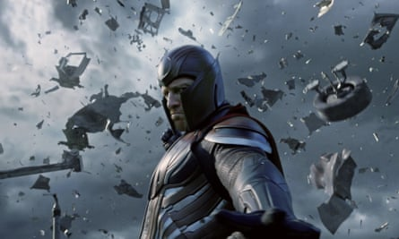 Michael Fassbender in X-Men Apocalypse.