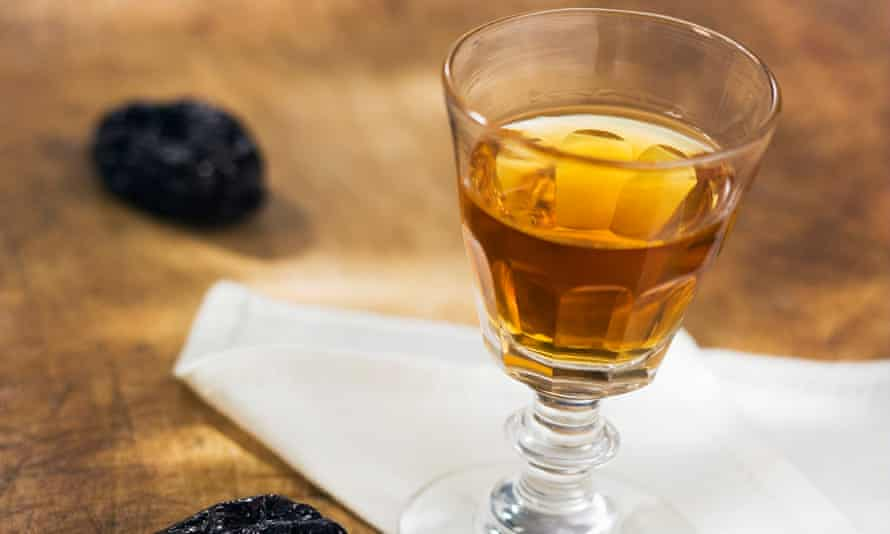 Armagnac: 'the cigar of the after-dinner drink world'.