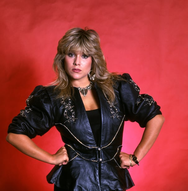 Samantha Fox on fame at 16, stalkers and David Cassidy: 'I kneed him