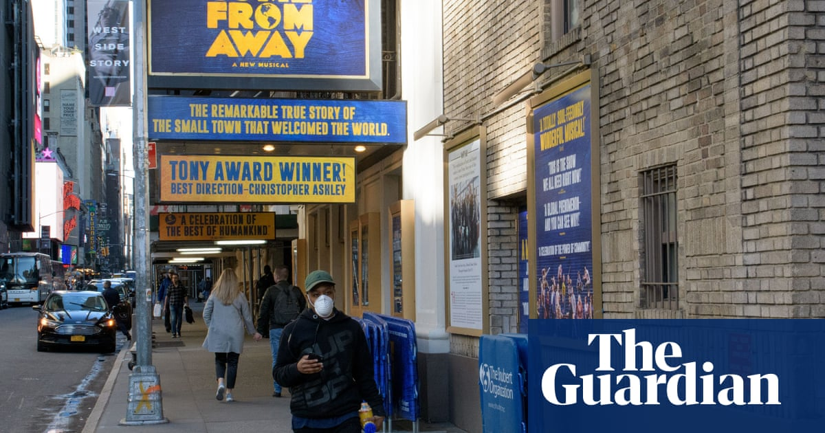 'The world turned upside down': how coronavirus shifted the world of theater