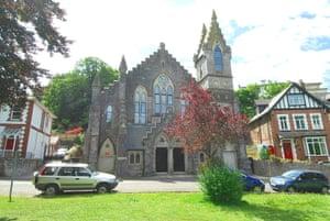 Fantasy churches: Torquay, Devon