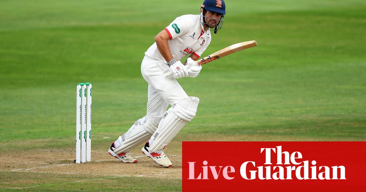 County cricket: Somerset v Essex title decider, day four – live!
