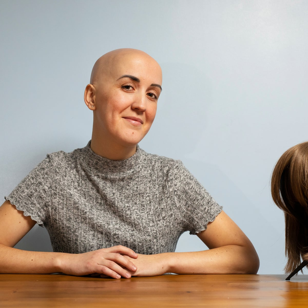 It Takes A Thick Skin To Rock A Bald Head Meet The Women Embracing Hair Loss Hair Loss The Guardian