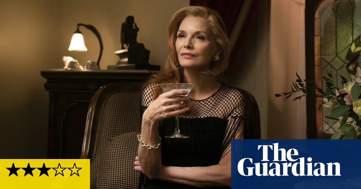 French Exit review – a duff display case for Pfeiffer's jewel of a performance