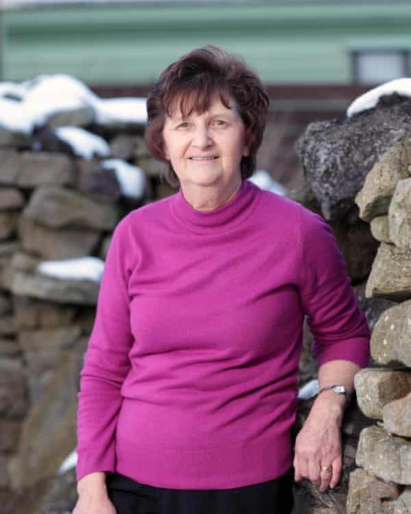 Councilllor for Bainbridge Yvonne Peacock
