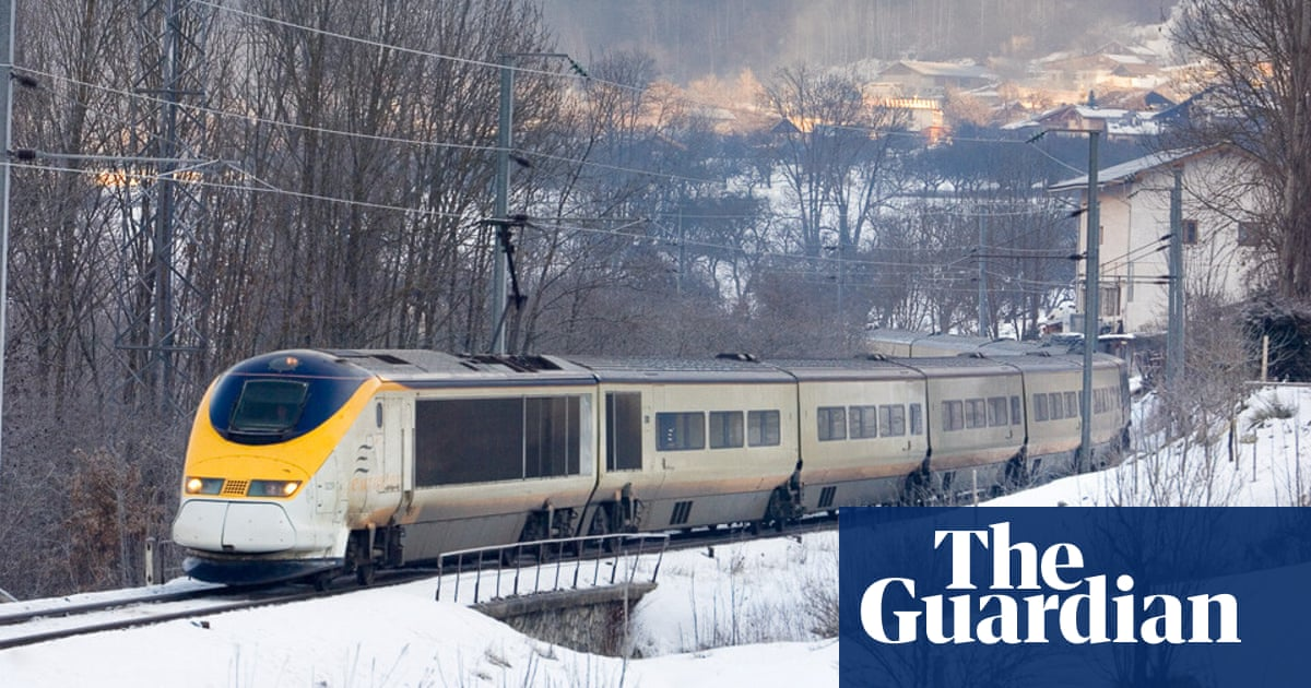 Ski trains to resume between London and the French Alps