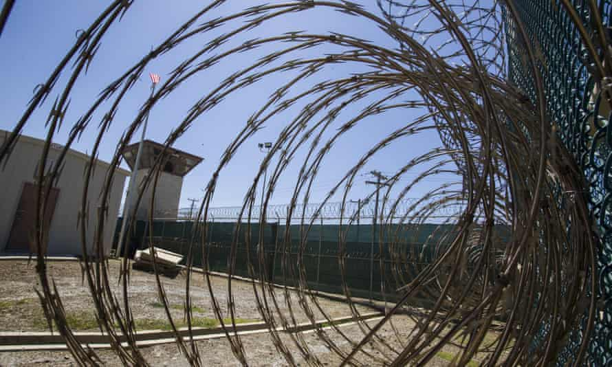 The Camp VI detention facility in Guantánamo Bay Naval Base, Cuba.