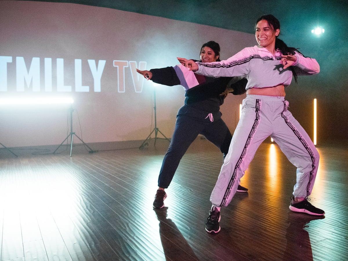 Most Yoga Is Frustrating For Me So I Ve Turned To Bollywood Dancing Fitness The Guardian Ranbir kapoor, anushka sharma and aishwarya rai bachchan. bollywood dancing