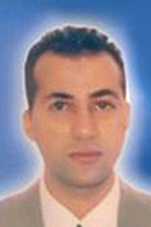Sayed Abdellatif in Albania in 1997, aged 26.