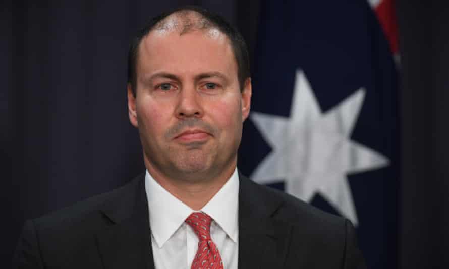 Australian Minister for the Environment and Energy Josh Frydenberg