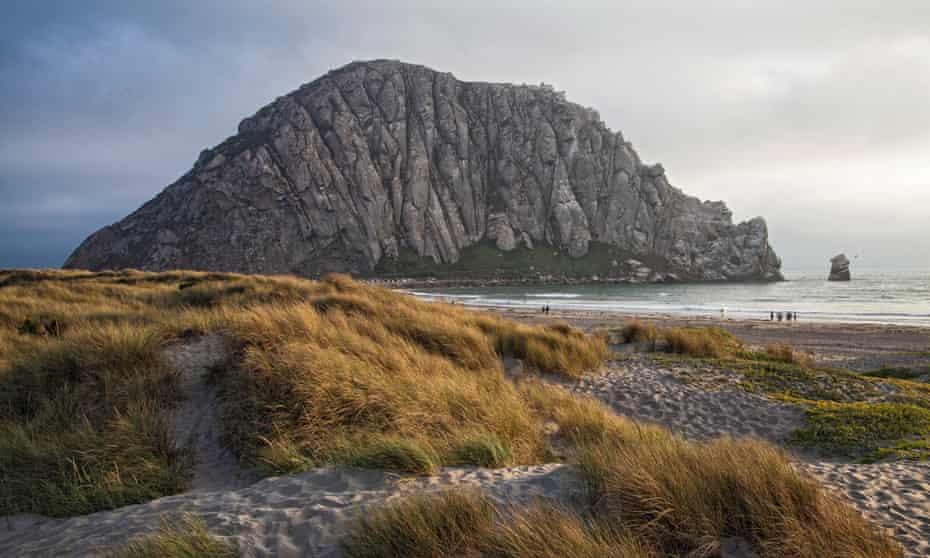 Morro Rock, Morro Bay, San Luis Obispo