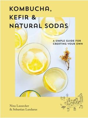 Kombucha, Kefir and Natural Sodas cover