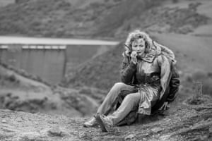 Maxine Peake in Black Mirror: Metalhead.