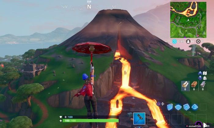 Fortnite Season 8 Brings A Volcano Pirates Cannon And A Banana