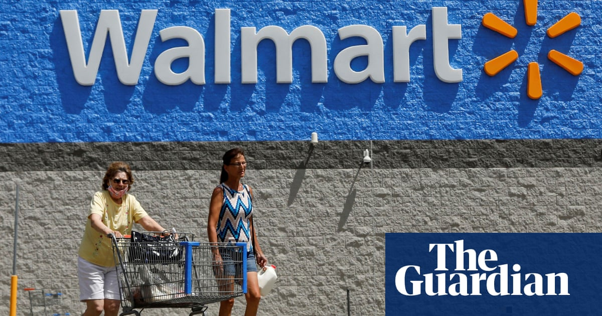 Walmart selling beef from firm linked to Amazon deforestation