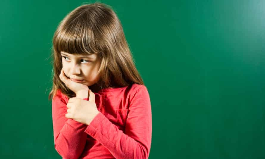 Thirty-six per cent of seven- to 10-year-old girls say people make them feel like the most important thing about them is the way they look.