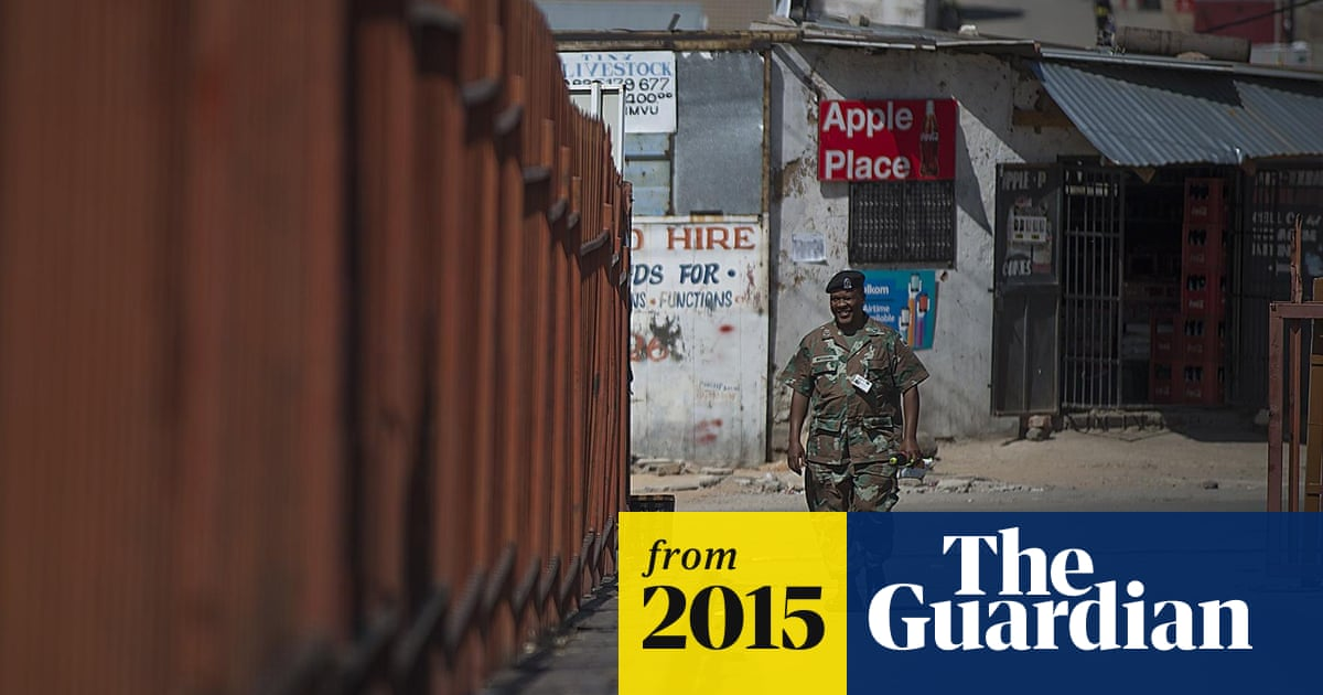 South Africa sends in army after xenophobic violence leaves
