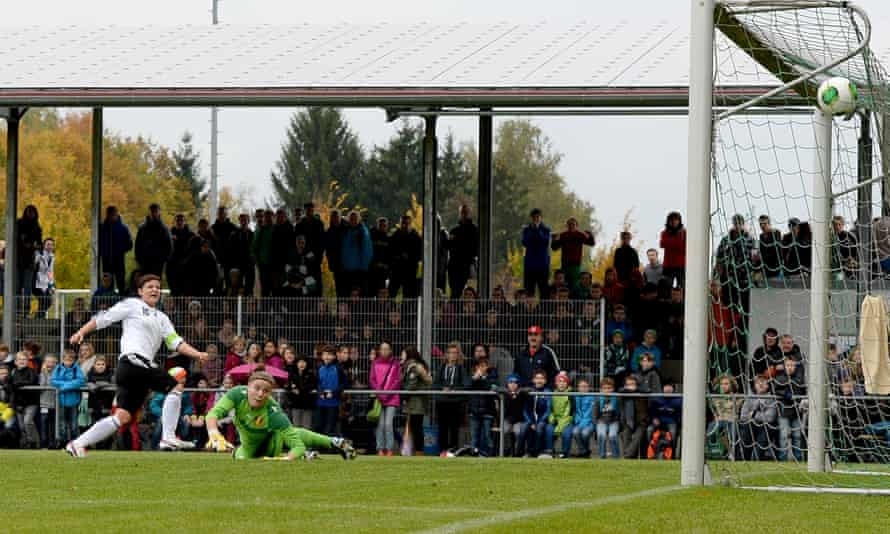 Grossbardorf FC's stadium is powered by solar panels paid for by fans who get free sausages, or season tickets, in return.