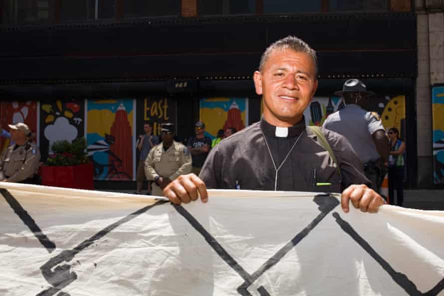Father Jose Landa Verde.