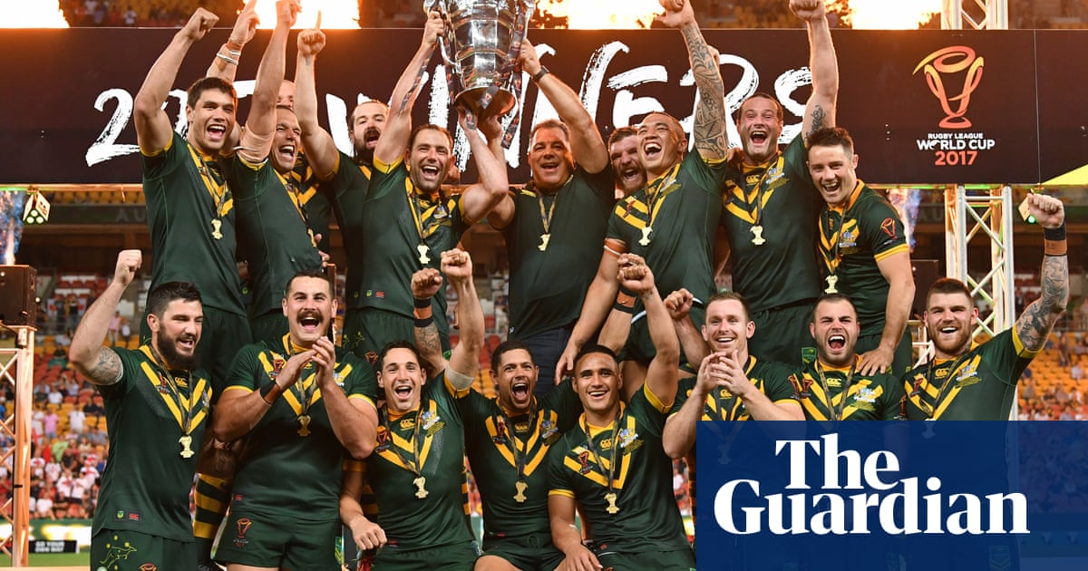 3bb82971b61 Australia beat England in closest Rugby League World Cup final in decades