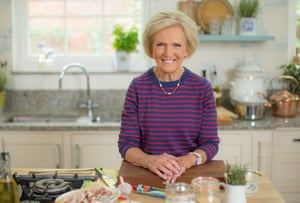 Even Mary Berry uses shop-bought pastry.