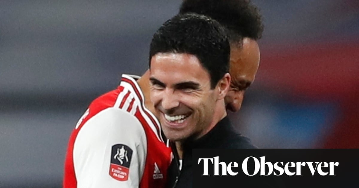 Mikel Arteta praises Arsenal for beating the 'two best teams in Europe'