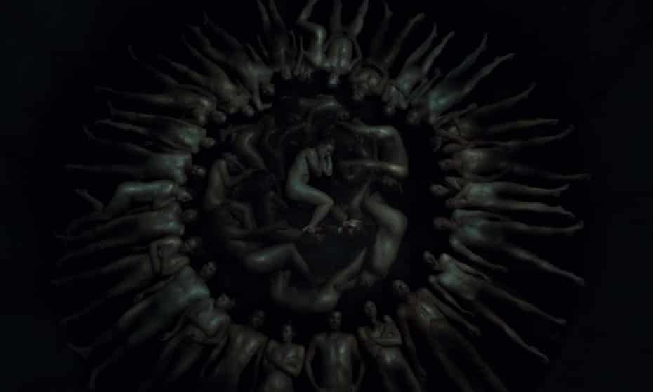 Hannibal screenshot from season 2, episode 2 'Sakizuki'