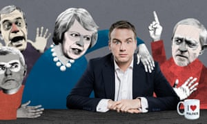 Politicians Are A Good Thing Can Satire Show Unspun Humanise Our