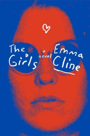 The US cover of Emma Cline's The Girls.