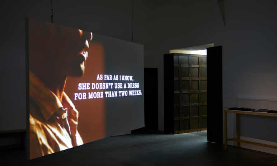 'It stems from my lived experience' … Osman's 'artsy film'.