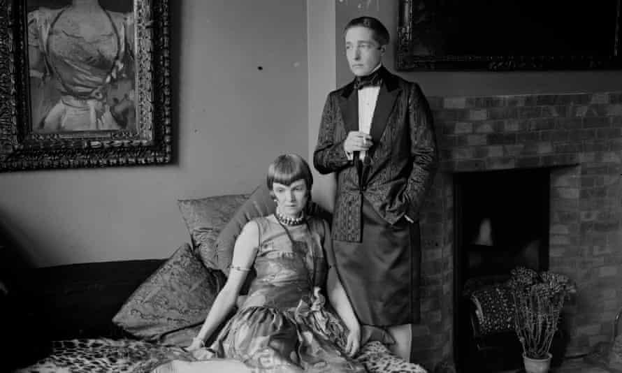 Radclyffe Hall with Una Trowbridge