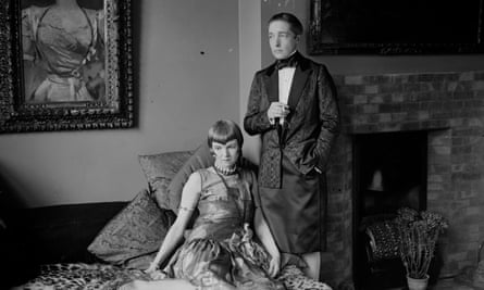 Radclyffe Hall with Una Trowbridge