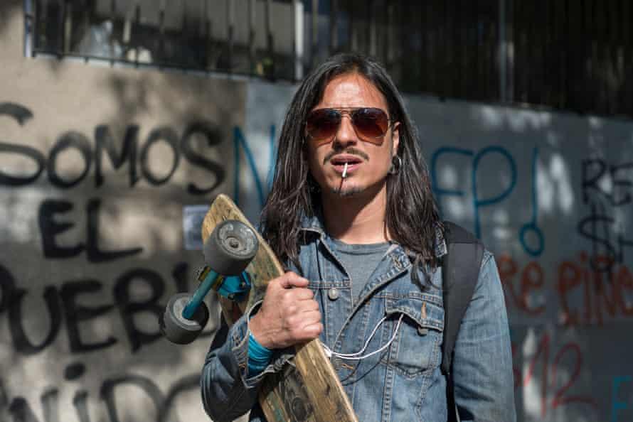 Cristian Quiroga, 43 years old.
