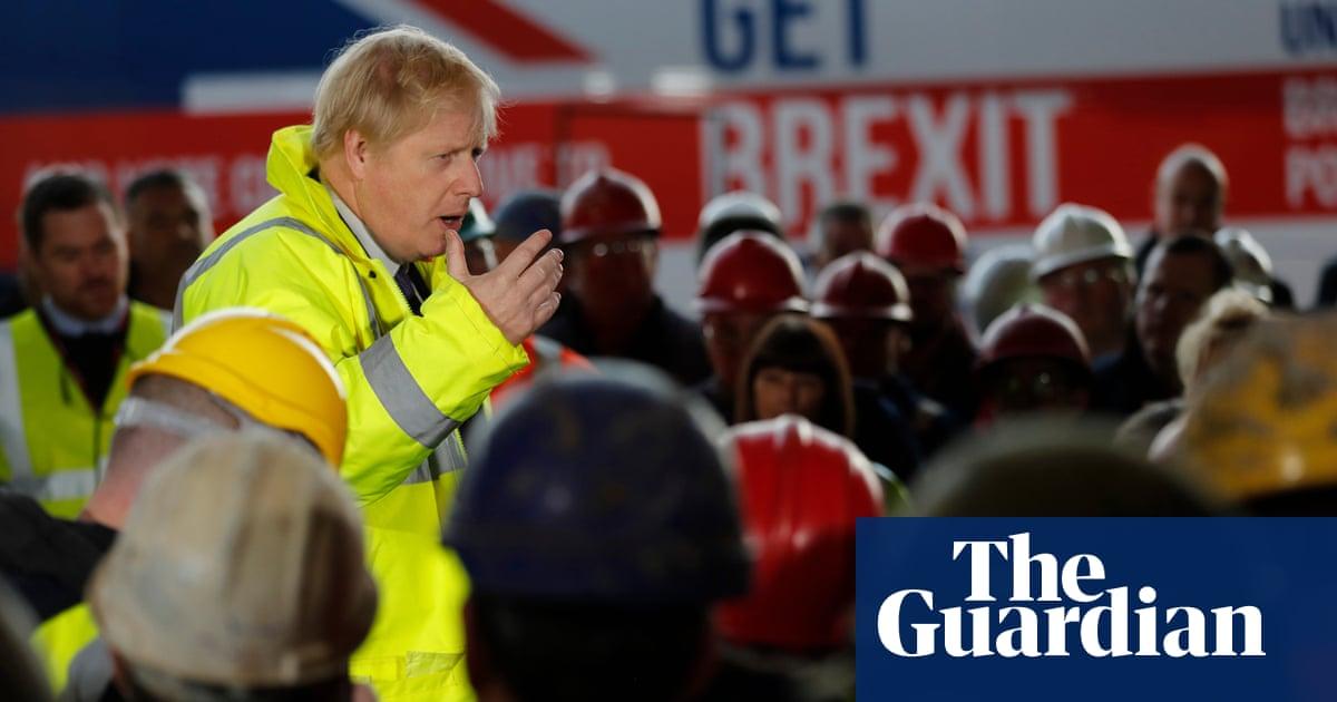 Boris Johnson lets slip manifesto pledge to cut national insurance