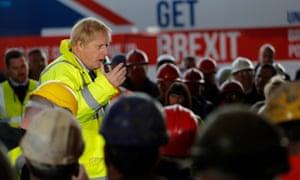 Boris Johnson said he wanted to raise the NI threshold to £12,000.
