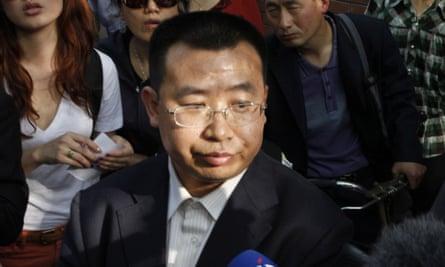 Human rights lawyer Jiang Tianyong has been missing since 21 November.