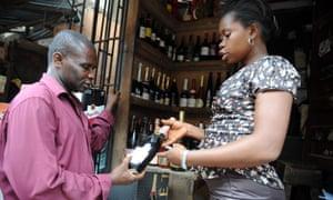 Nigeria champagne
