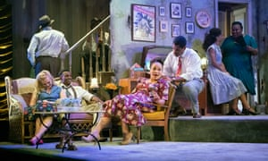 Chloe Harris, Theo Solomon, Martina Laird and Karl Collins in Shebeen