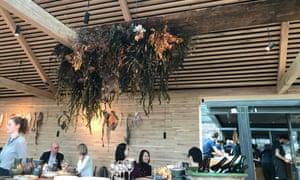 The new Noma restaurant in Copenhagen.