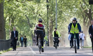 Could you cycle to work?