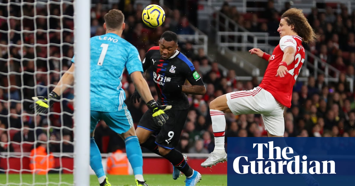 Crystal Palace fight back to earn point after VAR rules out late Arsenal goal