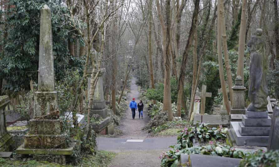 Highgate attracts tens of thousands of visitors each year.