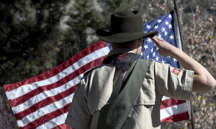Boy Scouts Of America Files For Bankruptcy Amid New Sex Abuse