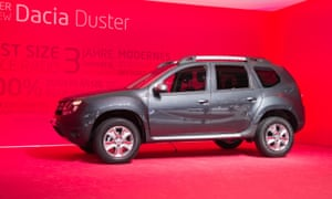Earlier Dacia Duster models made in India developed rust problems.